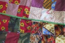 Quilting is a favorite class at the Neighborhood Art House.