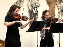Strings Duet - Spring Recital