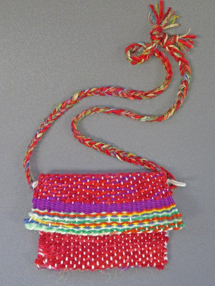 Woven Bag. Nyasia (age 9) - 2019