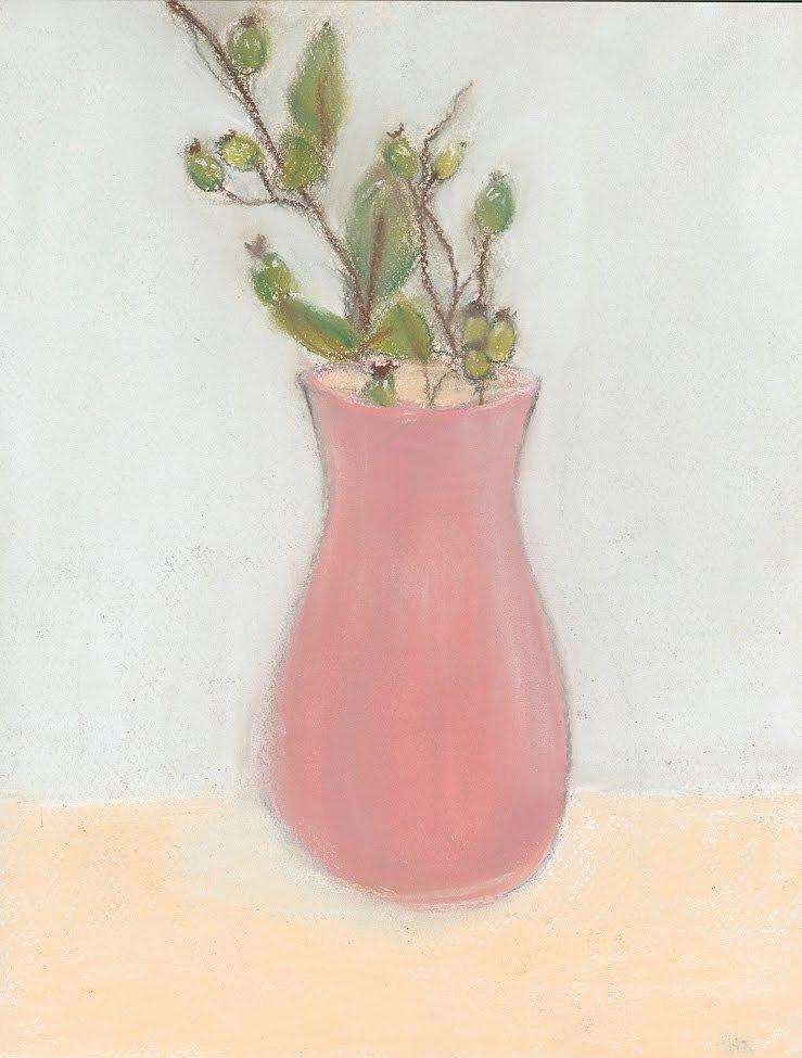 Chalk Pastel. Alexsandra (age 11) - 2019