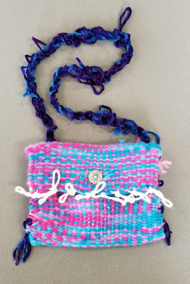 Woven Bag. Dziana (age 11) - 2019