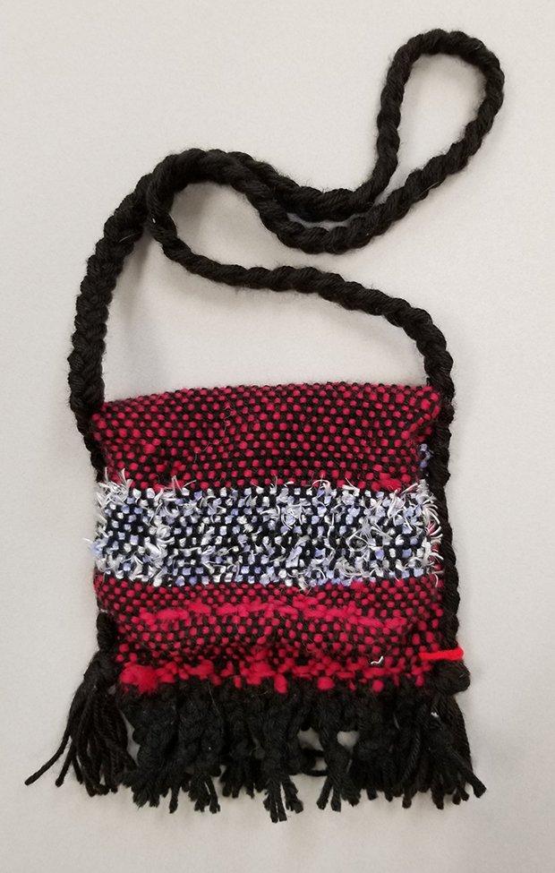 Woven Bag. Estella (age 13) - 2020
