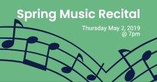 Spring Music Recital 2019